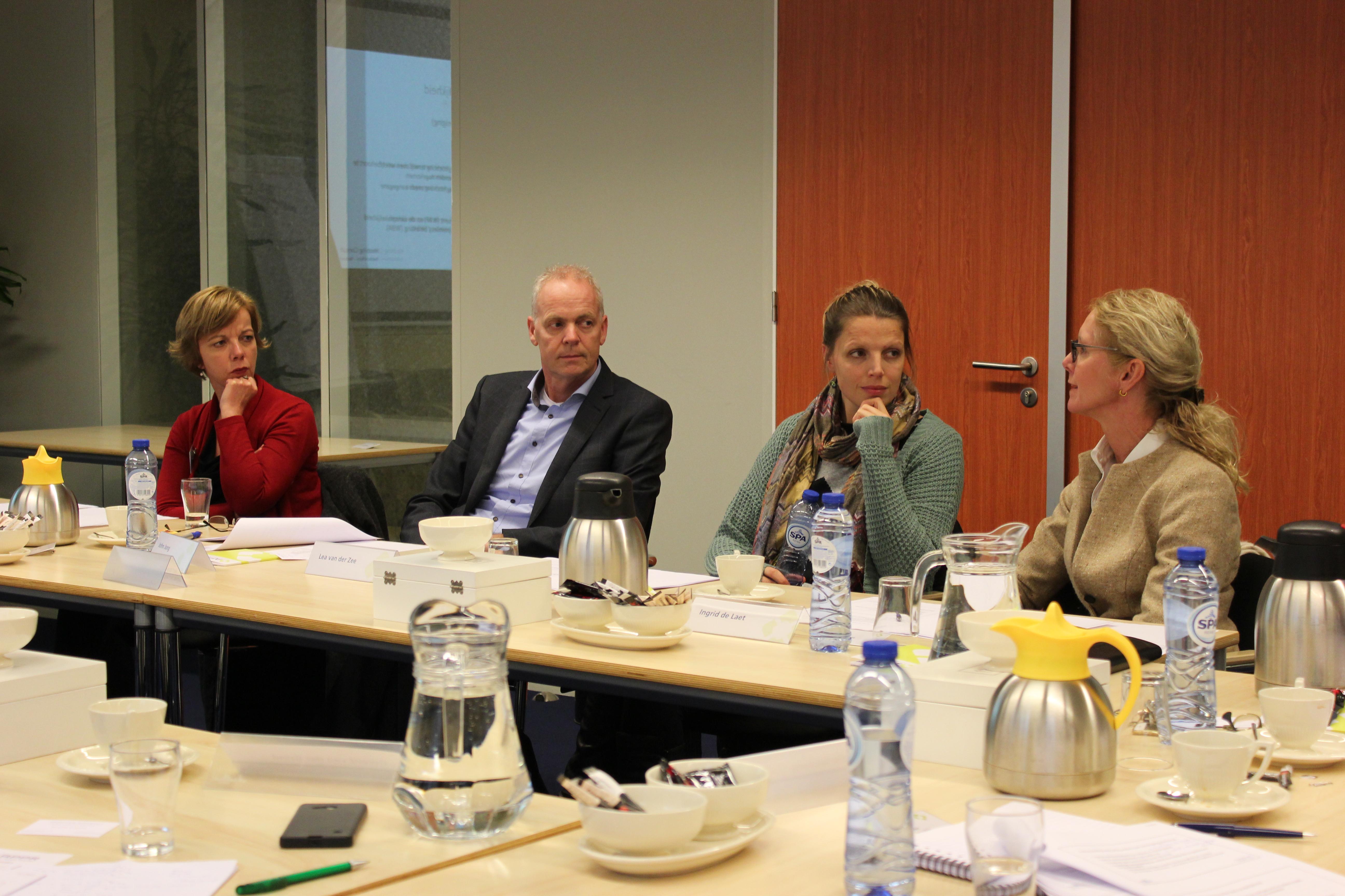 interactie basiscursus besturen verenigingsbestuurders beroepsverenigingen brancheorganisaties