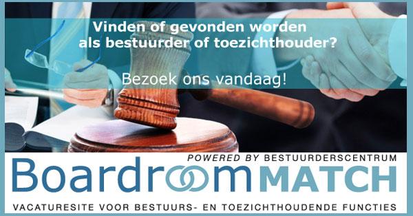 boardroommatch, bestuursvacatures