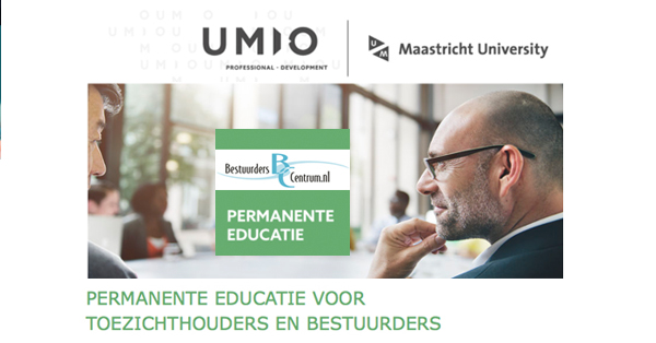 masterclasses maastricht university bestuurders toezichthouders