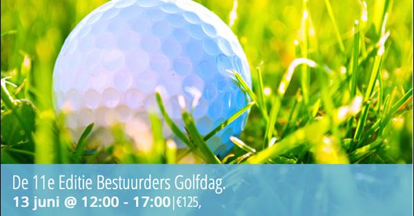 Bestuurders, Golfdag