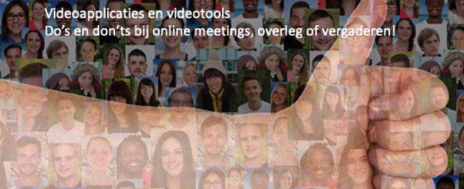 videotools, online vergaderen, meetings, bestuurders, toezichthouders